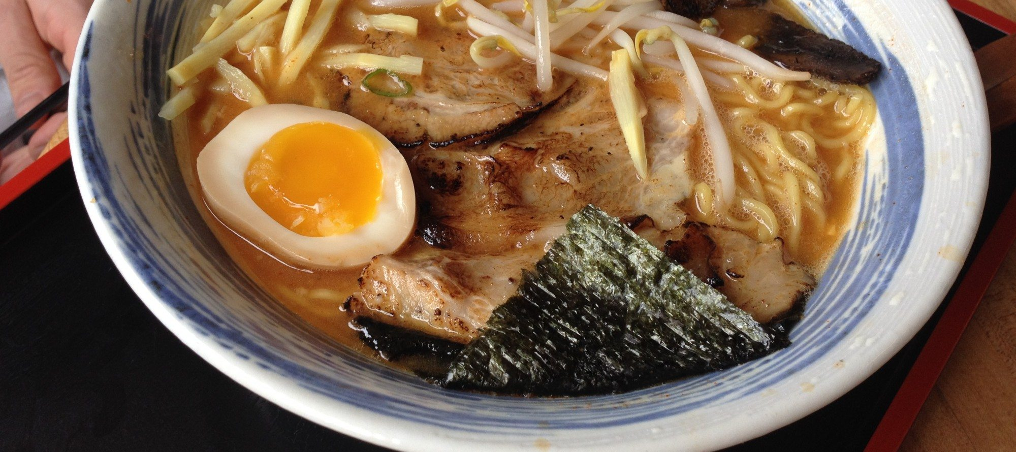 LUNCH PICK: Head to Ginza for real ramen