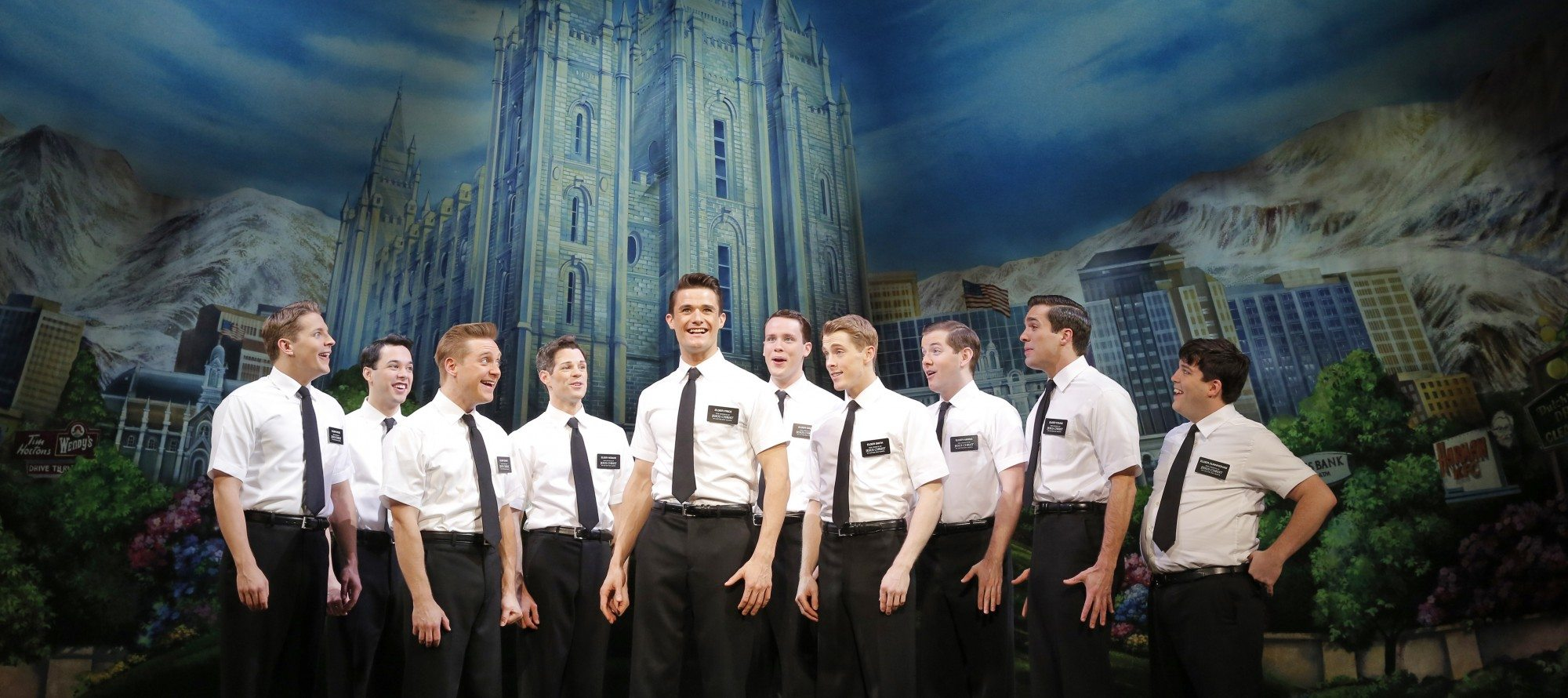 "ARTFUL BLOGGER: ""Have a great Latter-day!"""