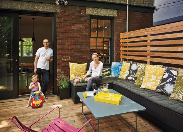 URBAN STUDY: Inside the Flora Street home of Patrick Hajas and Erin Silsbe