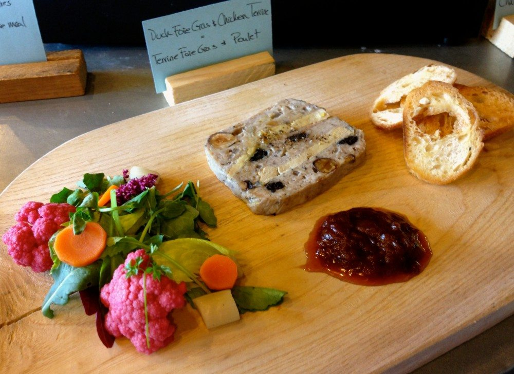 DESBRISAY DINES: Mariposa Farm lunch required for local food devotees