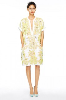From J. Crew's Spring/Summer 2015 ready to wear collection