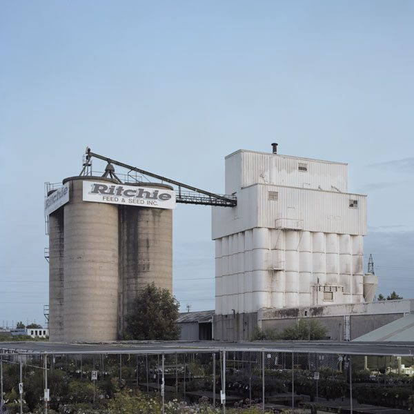 FOUND: Ritchie's silos a shrine to city's agricultural history