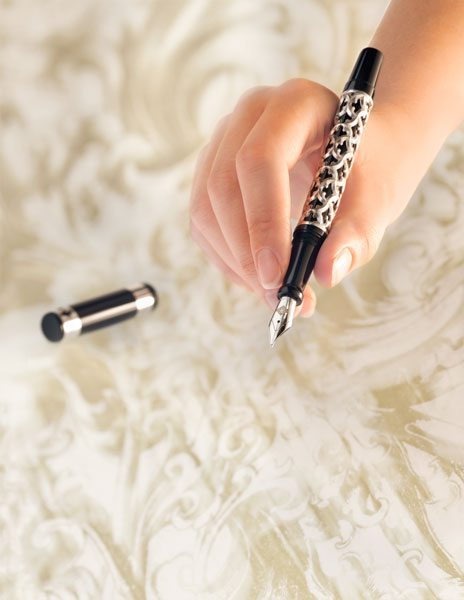 MOST WANTED: Bespoke Pens