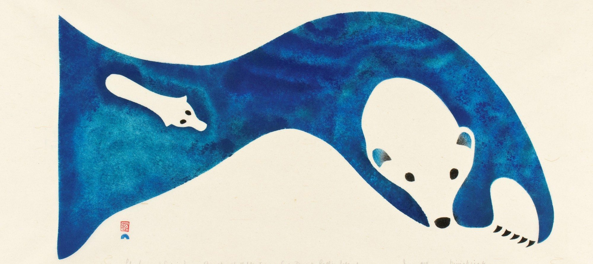 ARTFUL BLOGGER: Inuit art's Japanese connection revealed in new exhibit