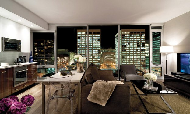 GREAT SPACE: Luxury living at the SoHo Metropolitan Residences