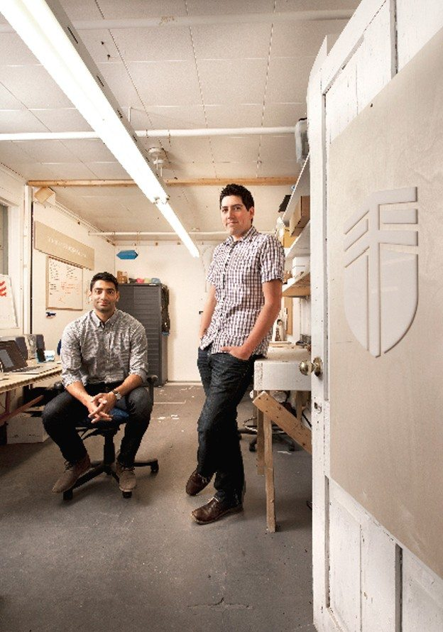 CITYHOME 2014: Industrial designers Ian Murchison & Rohan Thakar reveal their current obsessions