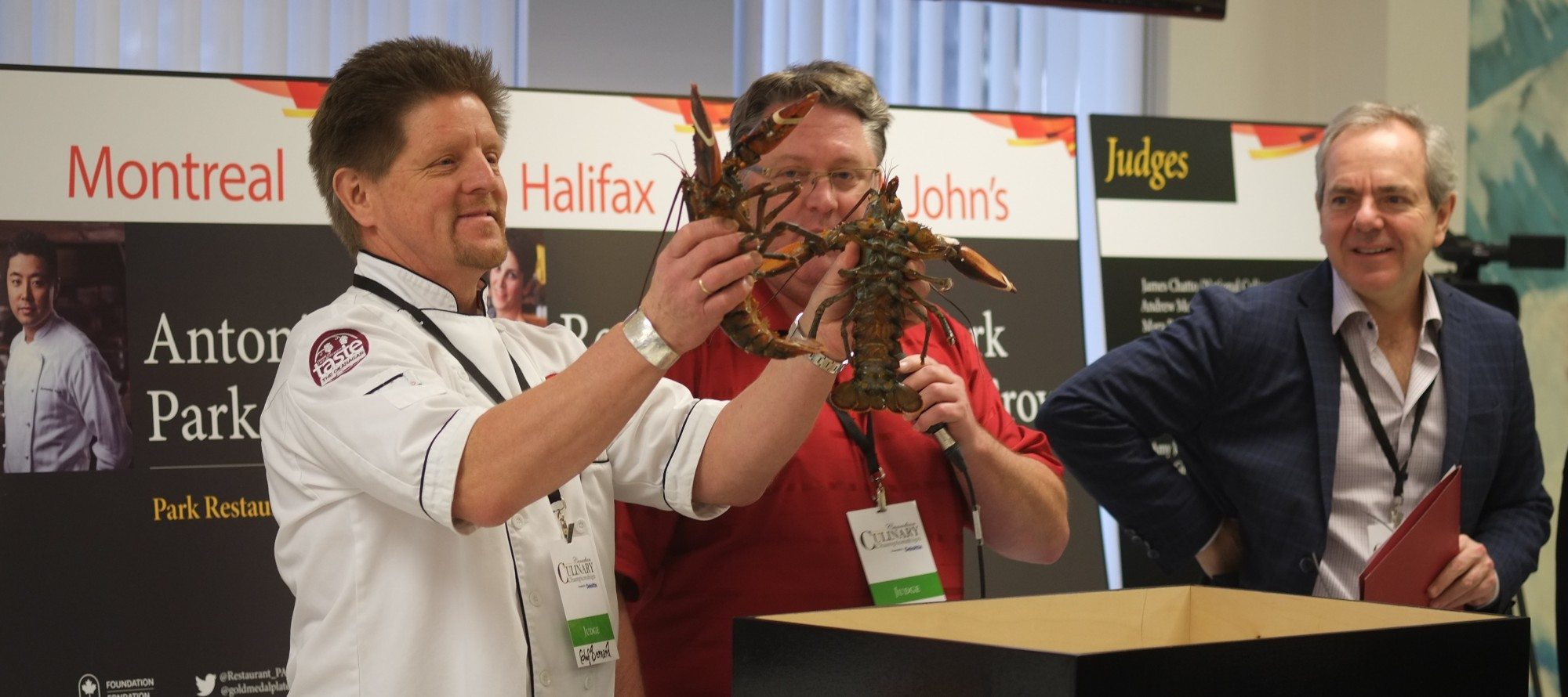 DESBRISAY DINES: The Canadian Culinary Championships Edition