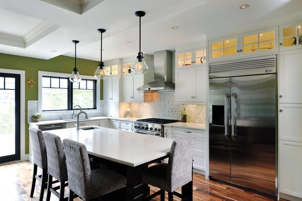 GREAT SPACE: An award-winning kitchen and bath reno in 1930s Westboro house