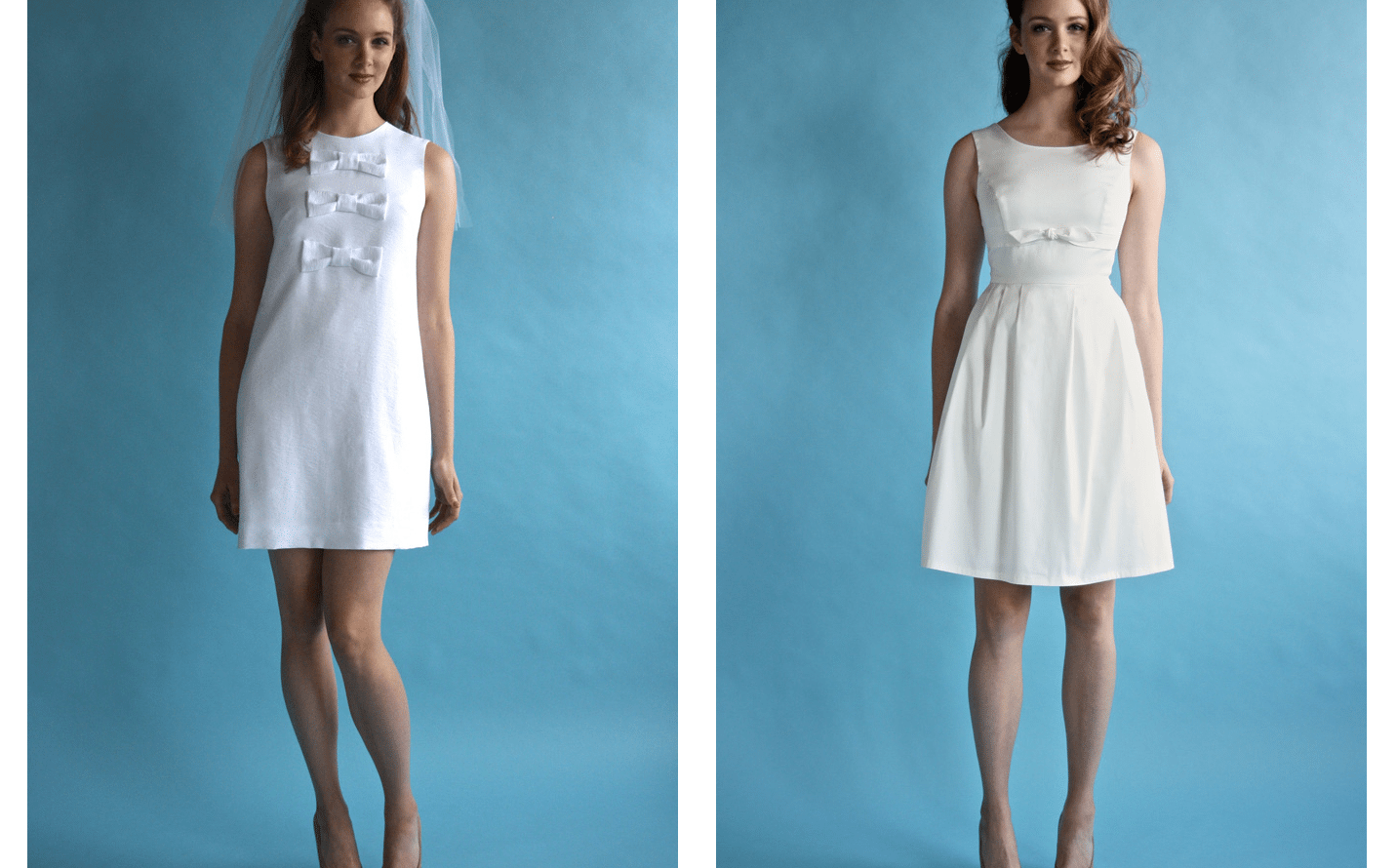 SHOP TALK: Visit Victoire for modern, vintage-inspired wedding dresses from Birds of North America