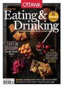 EATING & DRINKING GUIDE 2015: The Ottawa Food Lover's Guide to Everything