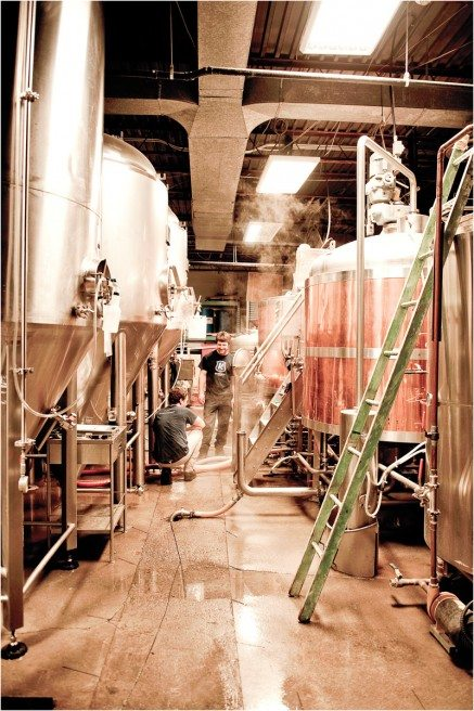 Kichesippi Beer Co. Photo by Sean Sisk