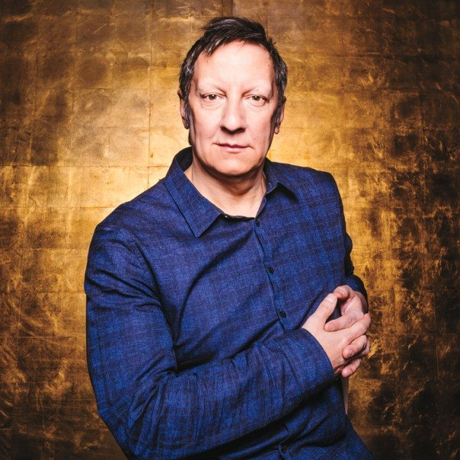 Robert Lepage. Photo by Renaud Phillipe