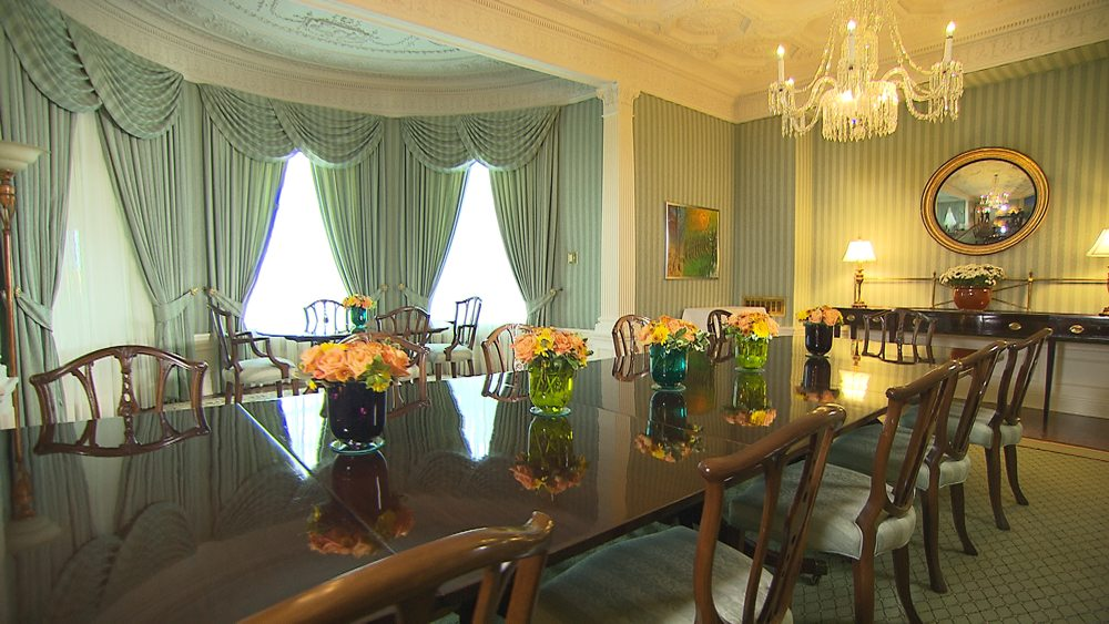 Web Exclusive Inside 24 Sussex Explores The Storied Residence