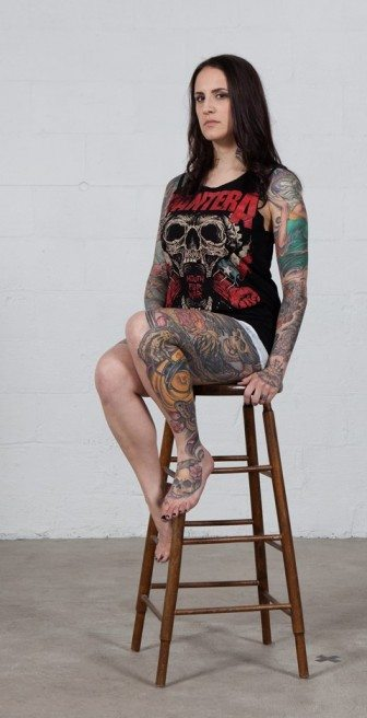 Tiffany Sutton Tattoo Artist: Talking Tattoos With Four Local Artists