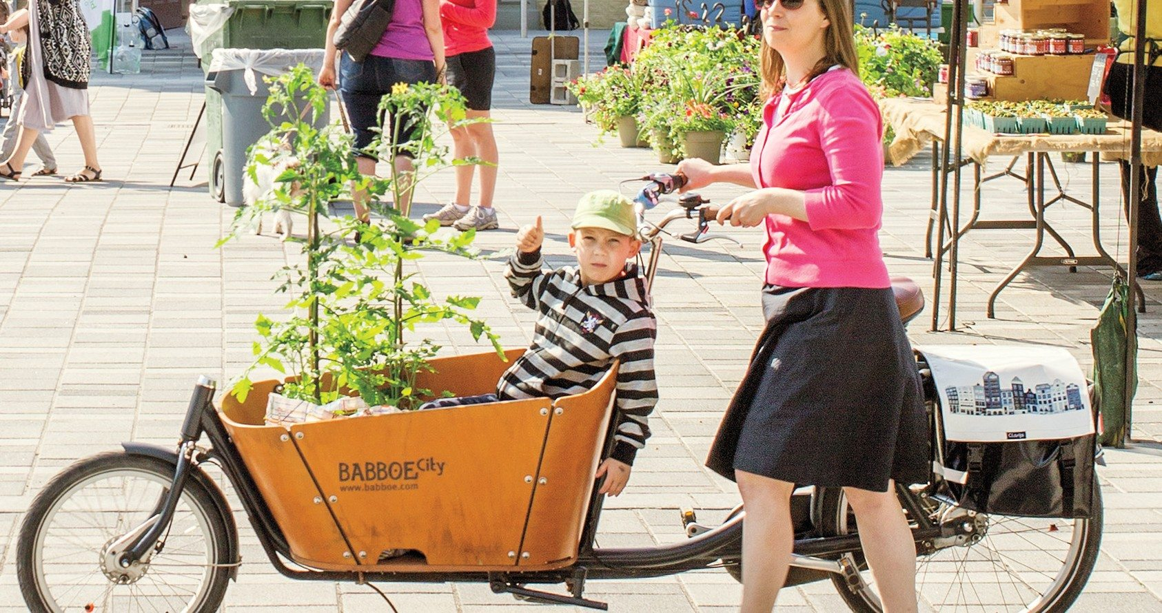 Most Wanted: The Cargo Bike