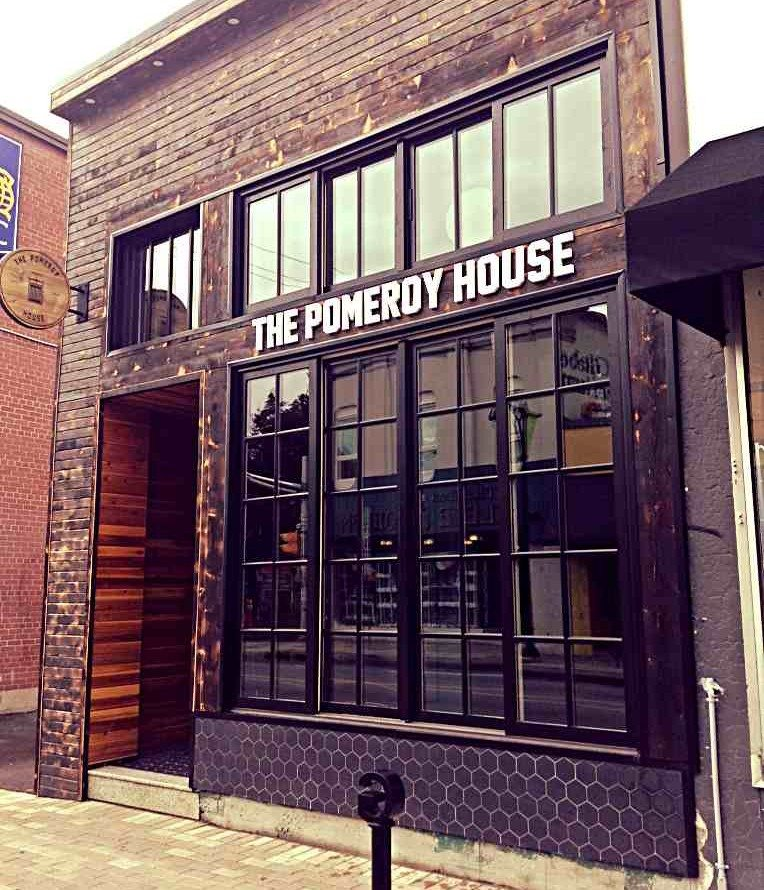 Opening next week! Rich Wilson gets ready to launch The Pomeroy House in the Glebe