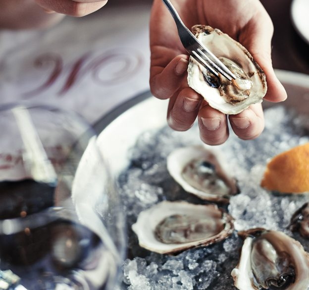 #31 Oysters from . Photo by Christian Lalonde