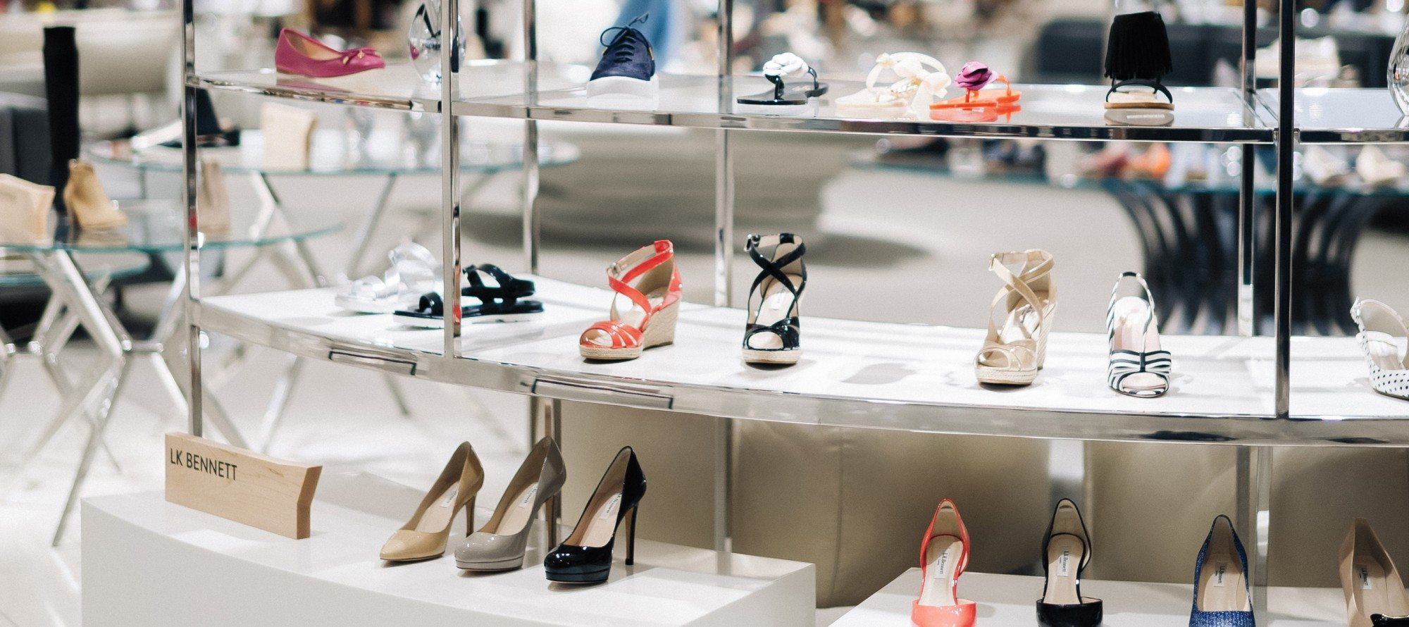 The Art of Fashion — Well-heeled: You can never have too many shoes