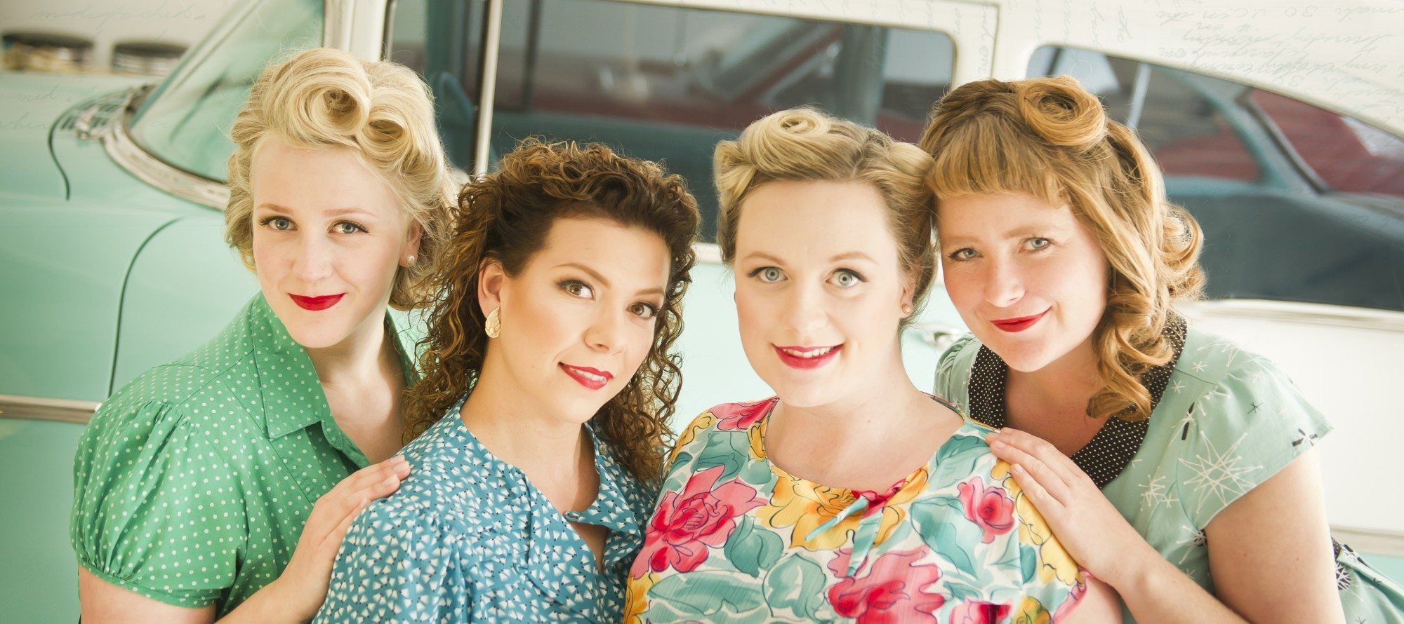 National gaffe to national darling — Alexis Normand returns with Rosie & The Riveters