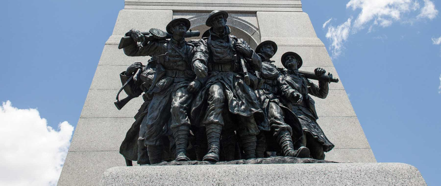 Ottawa abounds in echoes of wartime sacrifice
