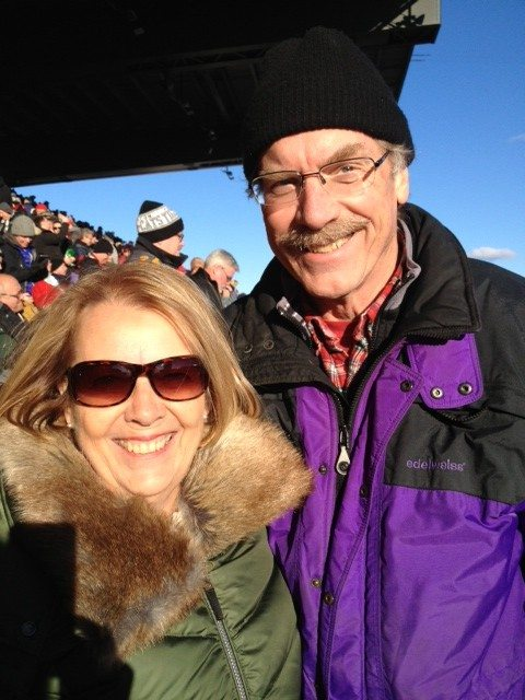 "Gerry Organ and his wife were in the stands for Sunday's game. Organ, a former Rough Rider, was the team's kicker in the last time they were in the Eastern finals. His words of wisdom on the game so far— ""Hamilton is playing a bit better than expected and the Redblacks a bit lower than expected. That's why it's so close."""