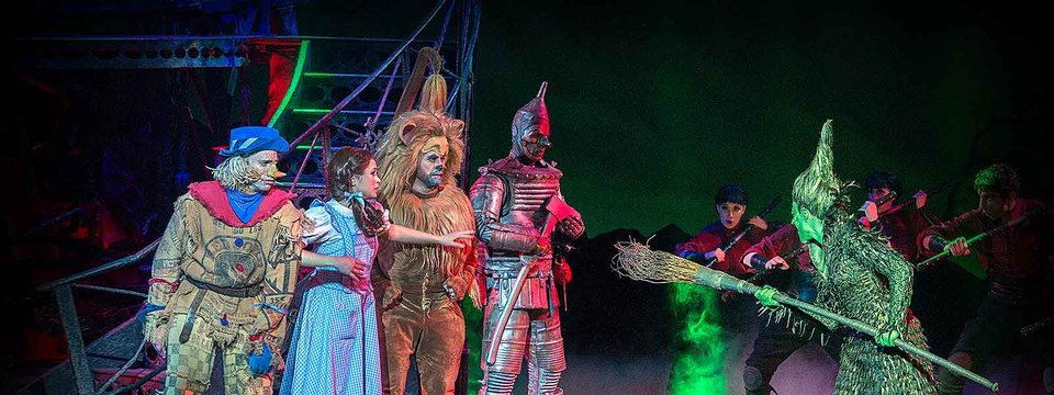 Review: Top-notch tech the highlight of NAC's Wizard of Oz