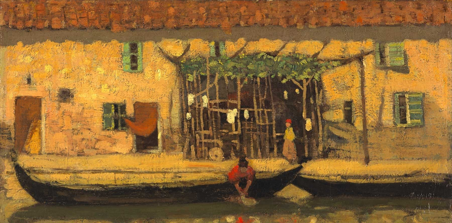 National Gallery receives 50 works by iconic painter J.W. Morrice