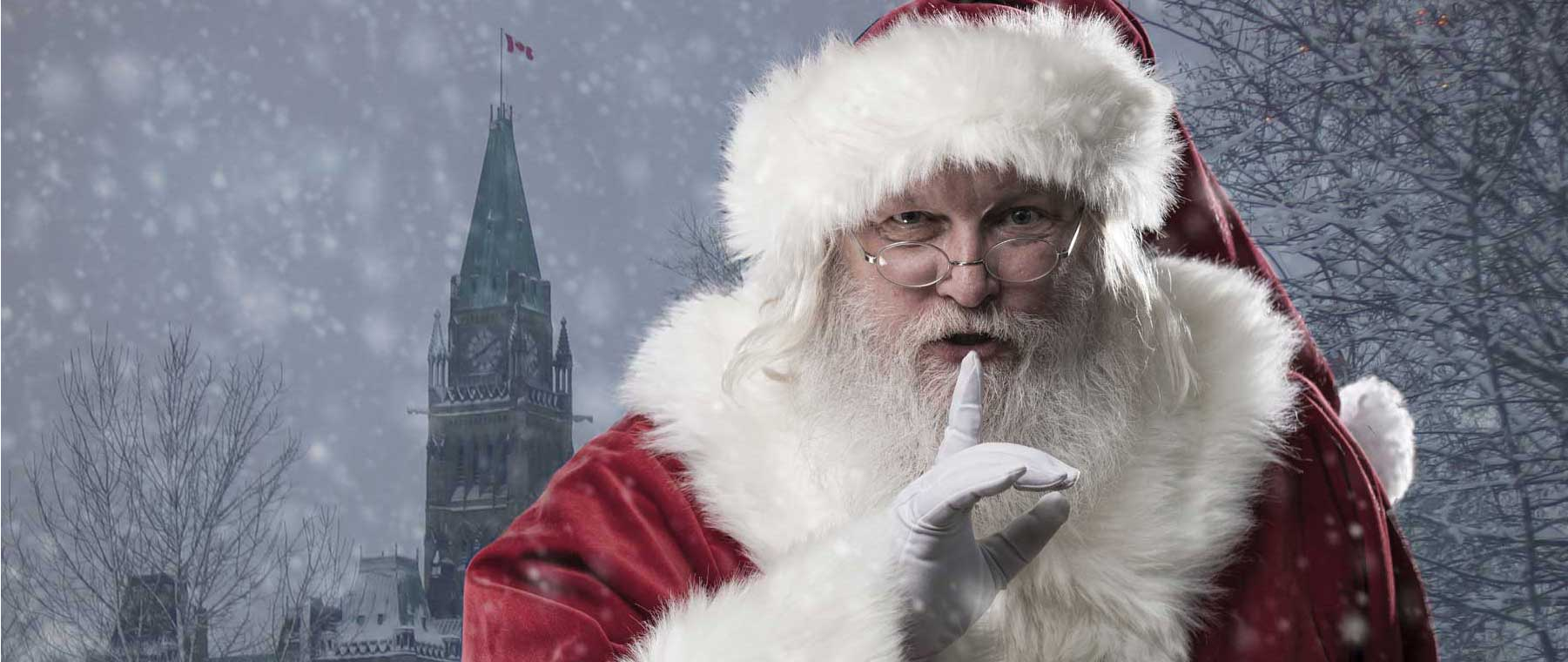 Exclusive: What happens when Santa Claus comes to Ottawa?