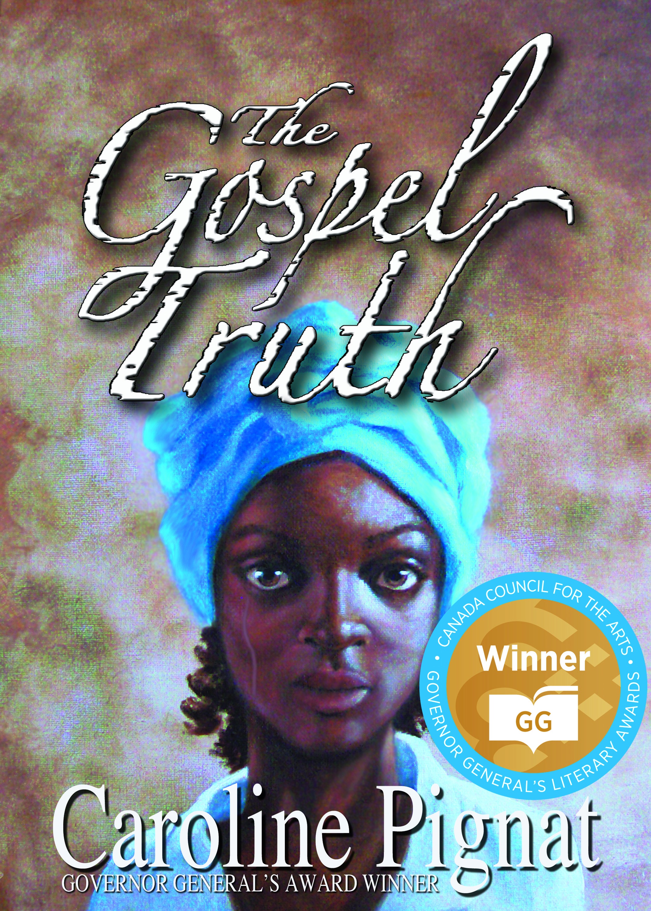 The Gospel Truth - final cover (hi-res) with seal