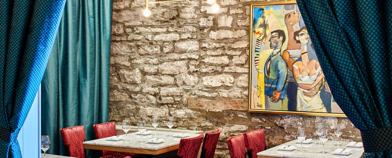 A Visual Feast — SOCIAL, timeless elegance with a bistro feel