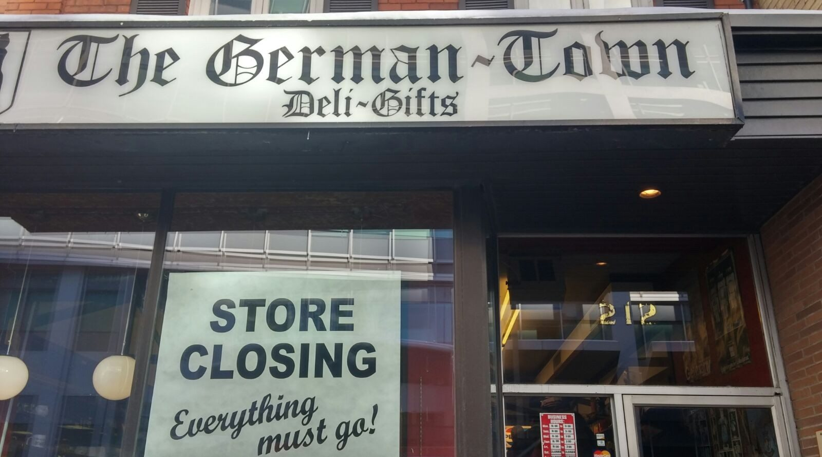 Popular German Town Deli to close after 30 years in Ottawa