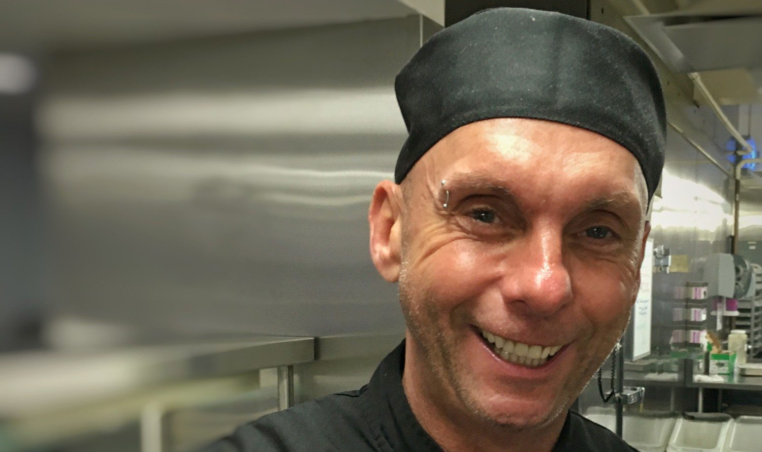 City's busiest chef prepares for Coldest Night of the Year