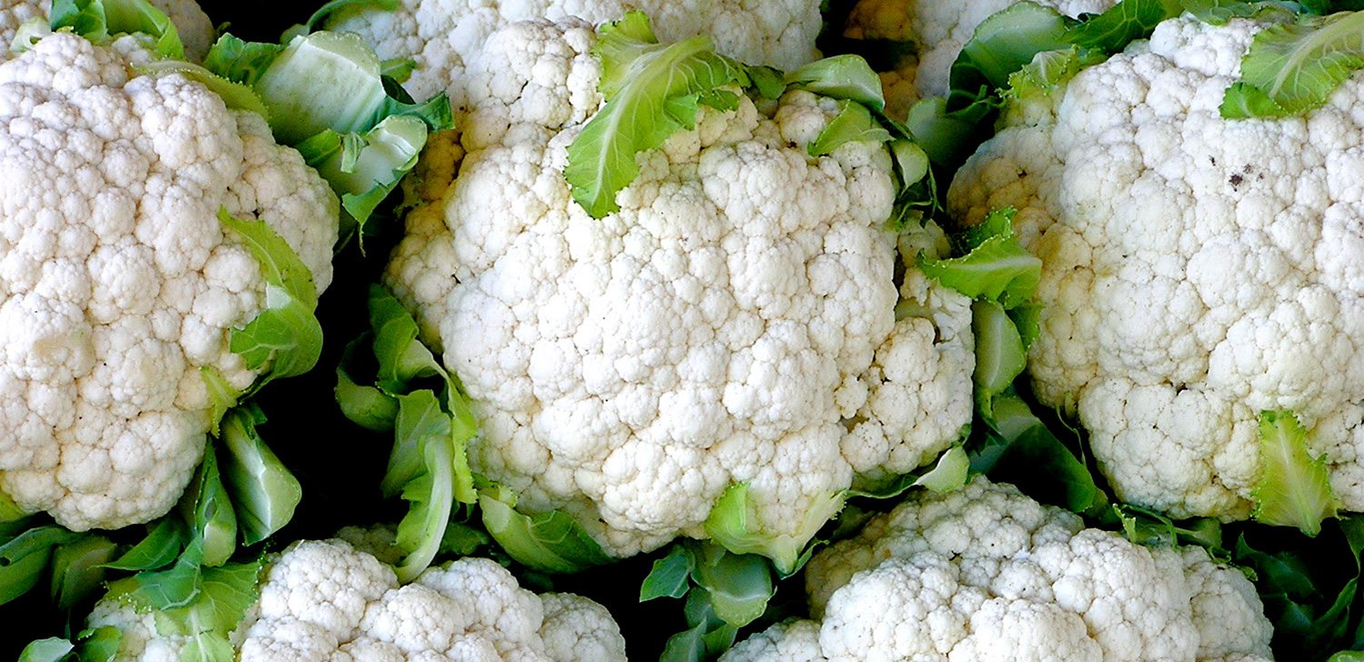 The High Price of Cauliflower: How 'putting all of our eggs in one basket' is proving disastrous