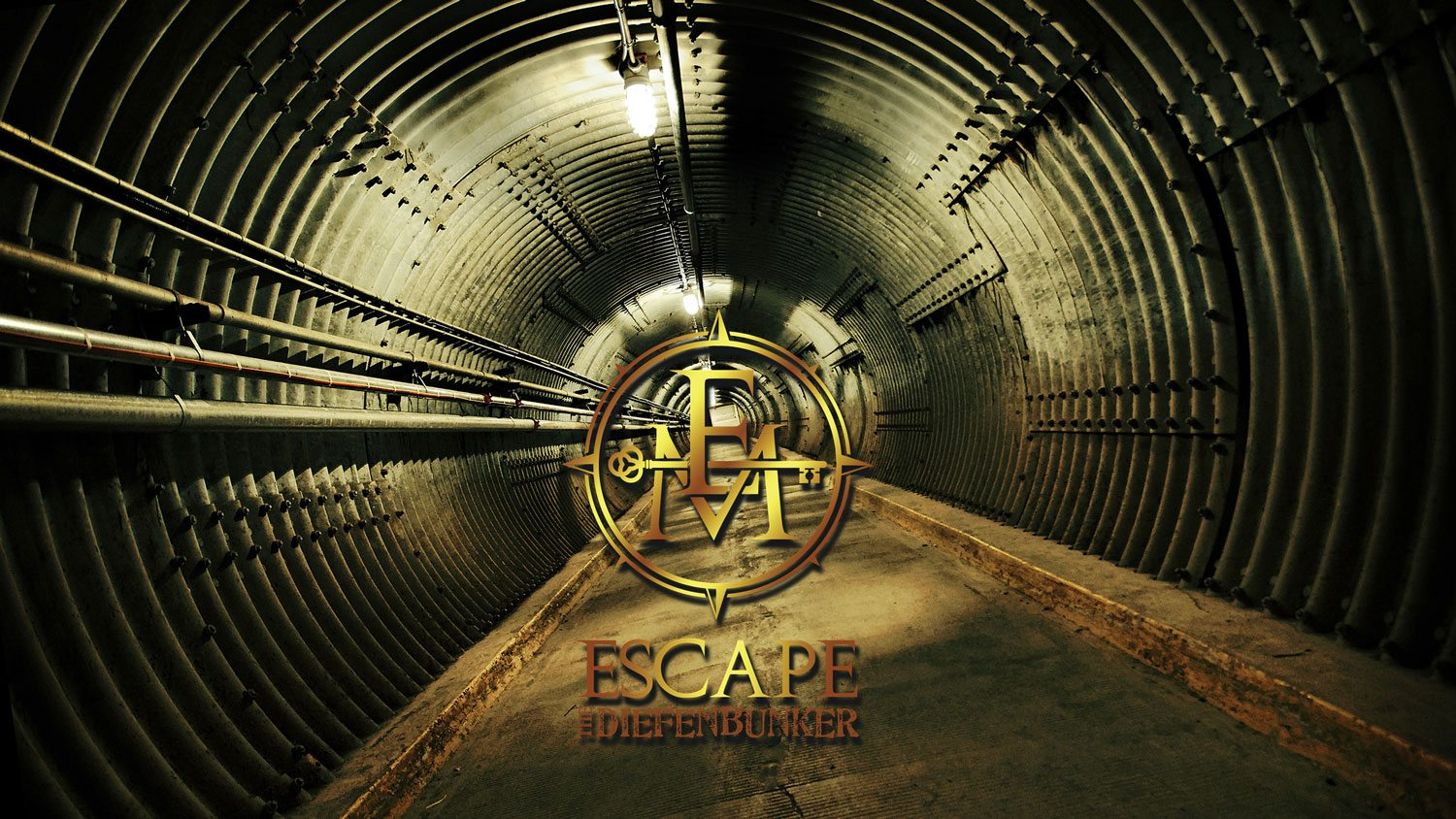 Trapped underground, you only have 60 minutes to escape the 'World's Largest Escape Room'…