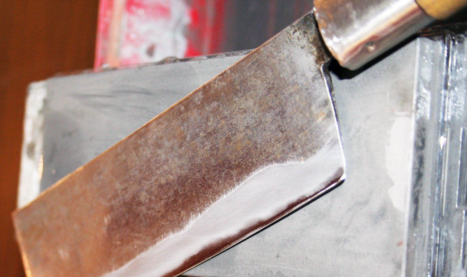Ten things I learned about sharp knives at Knifewear (Or, how I learned to love the burr)