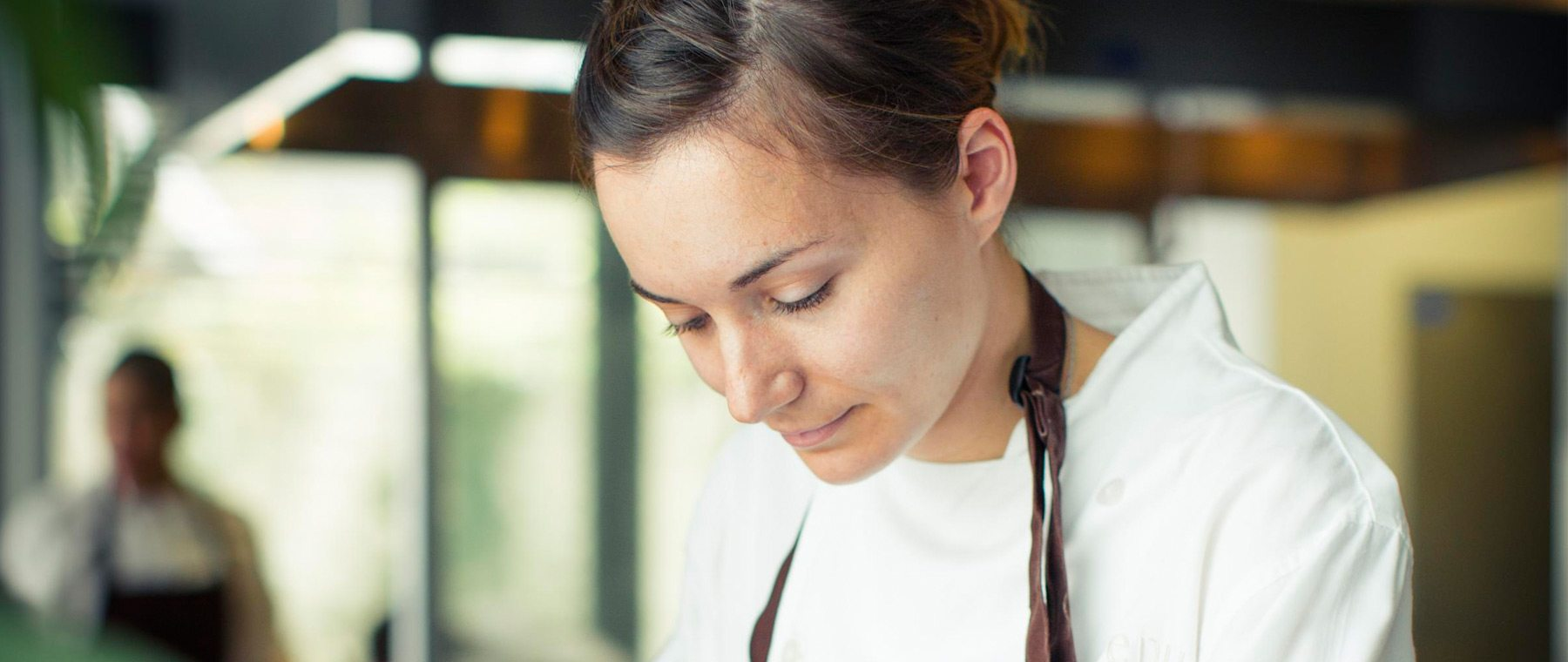Meet the 28-year-old Ottawa-born chef turning heads on the international fine dining stage