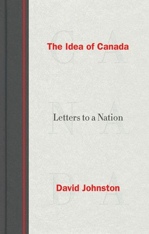 The Idea of Canada cover