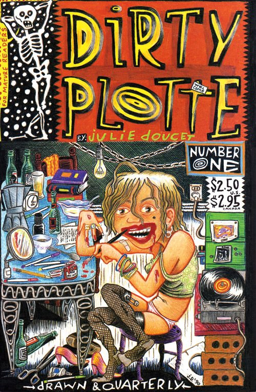 Dirty Plotte cover