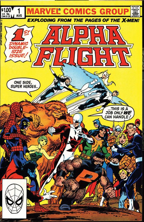 alpha-flight