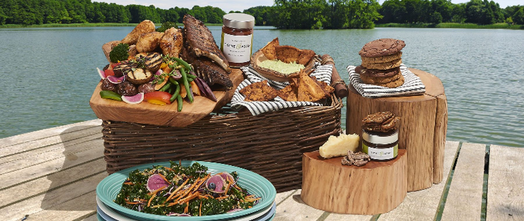 City Bites Insider: Thyme & Again debuts summer Cottage Kits