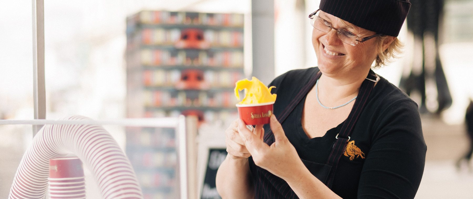 City Bites Insider: Stella Luna wins big at Gelato World Tour