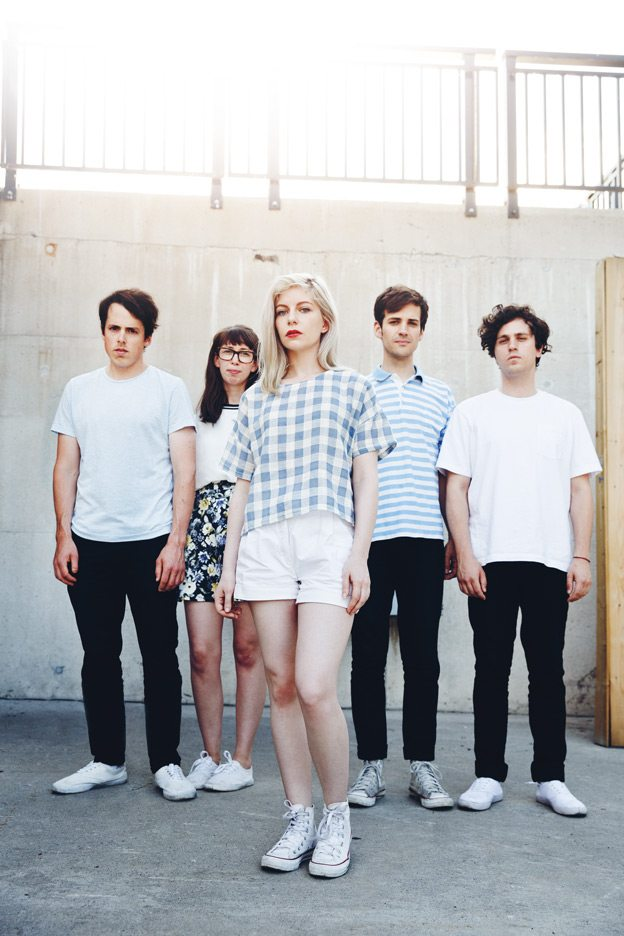 Alvvays headlines the Saturday night of the Tim Hortons Ottawa Dragon Boat Festival