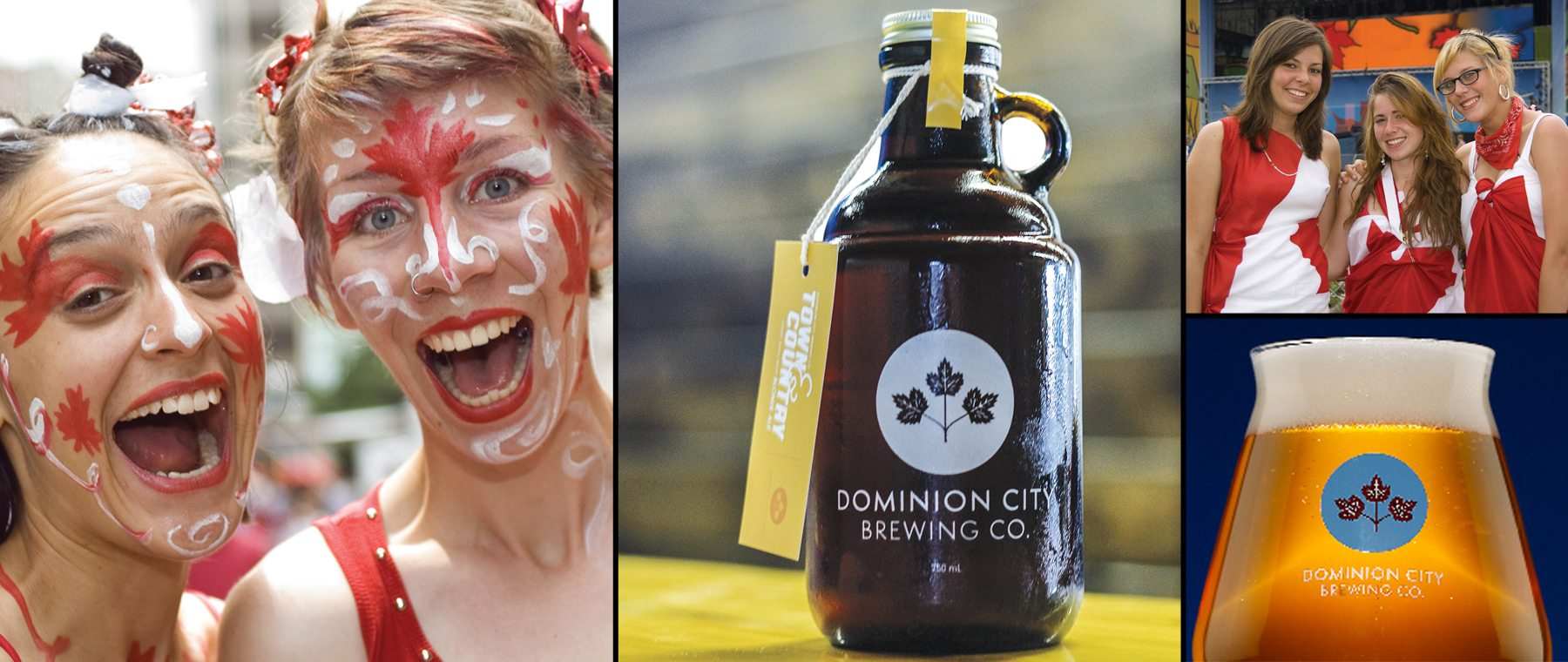 Dominion Days! Canada Day beer bash features great chefs & weirdly patriotic games