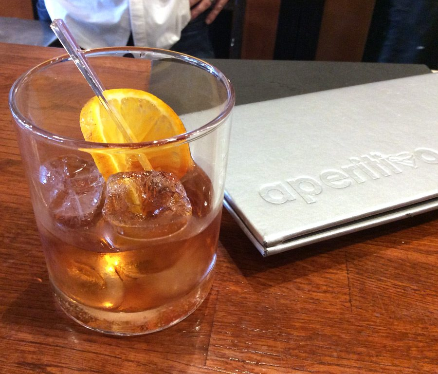 Forty-Fashioned
