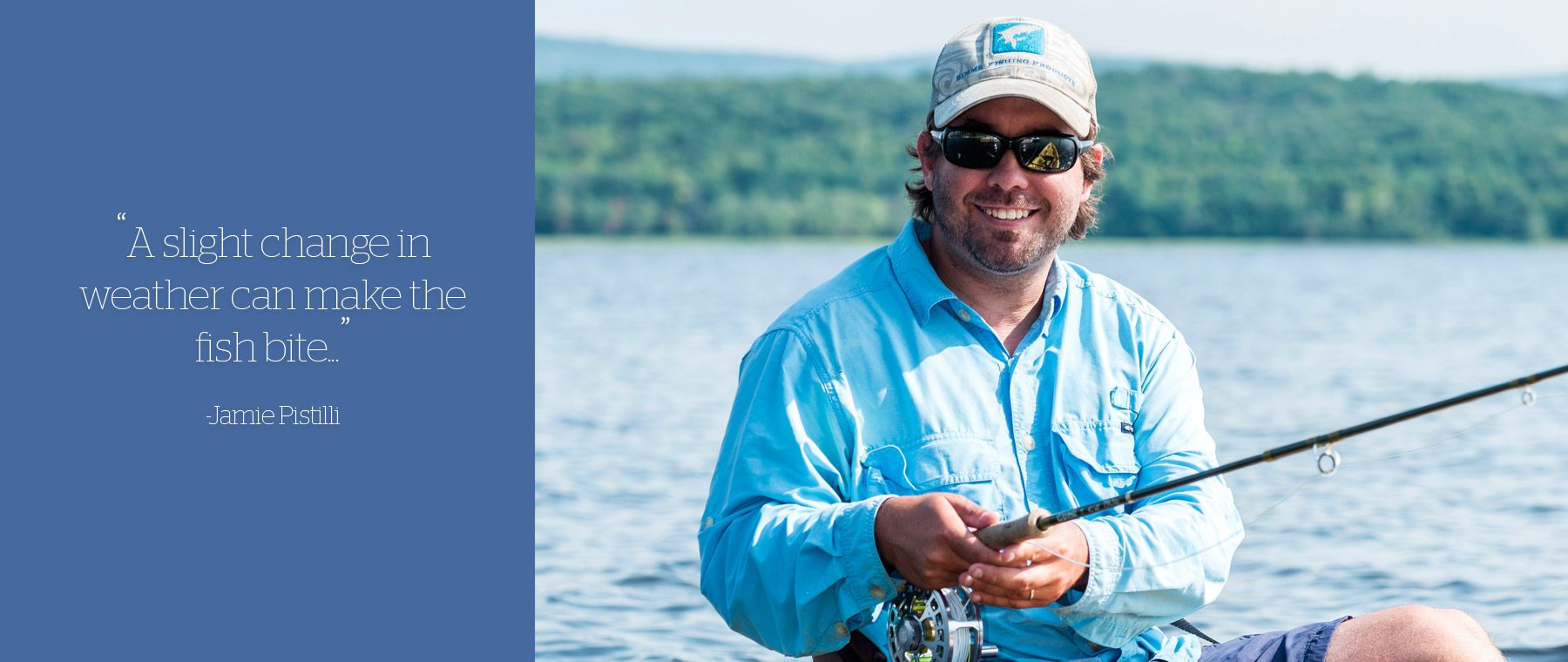 Ask A Cottage Expert: The Lifelong Fisherman