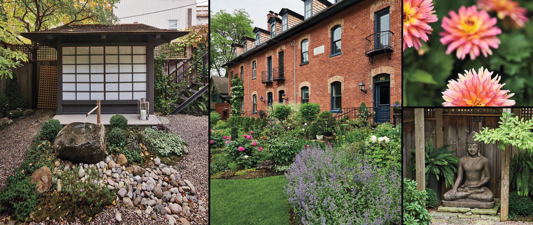 Designing an Urban Oasis: Tending Your Neighbours Garden