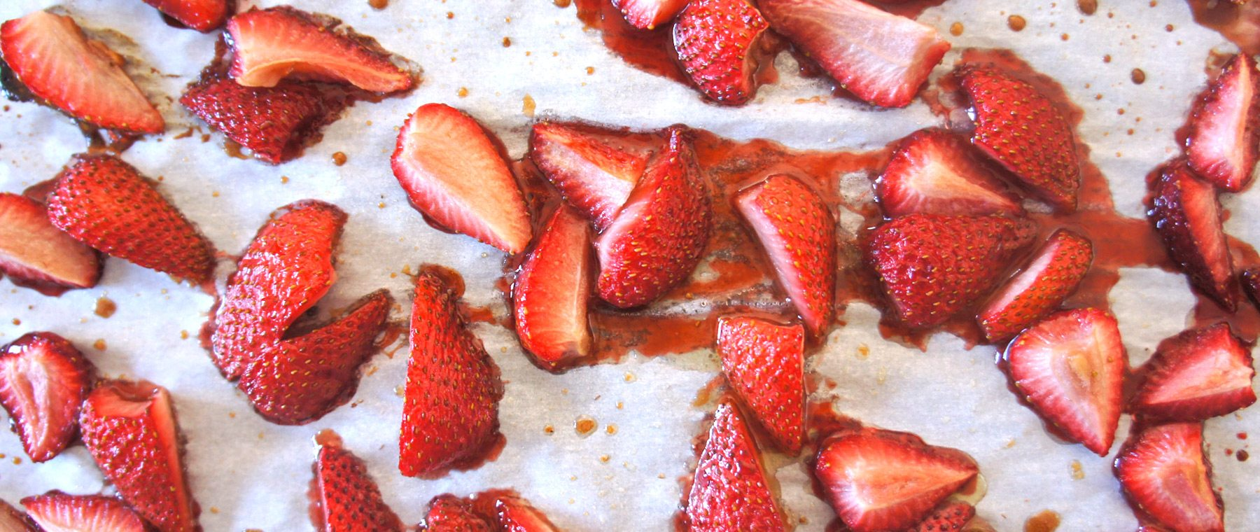 Kate's Plate – Strawberry Fields Forever