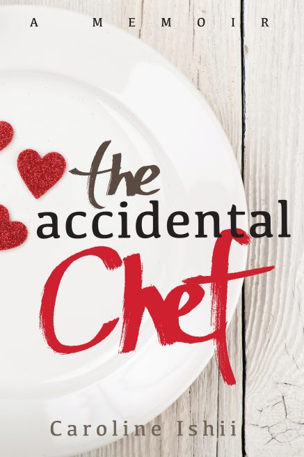 The Accidental Chef book cover