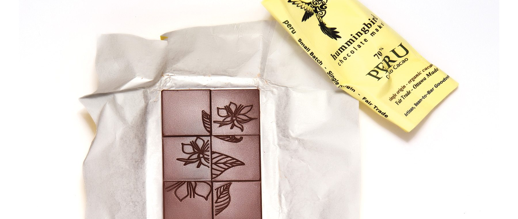 Chocolate! Award-winning maker Hummingbird offers July factory tours (and tasting!)