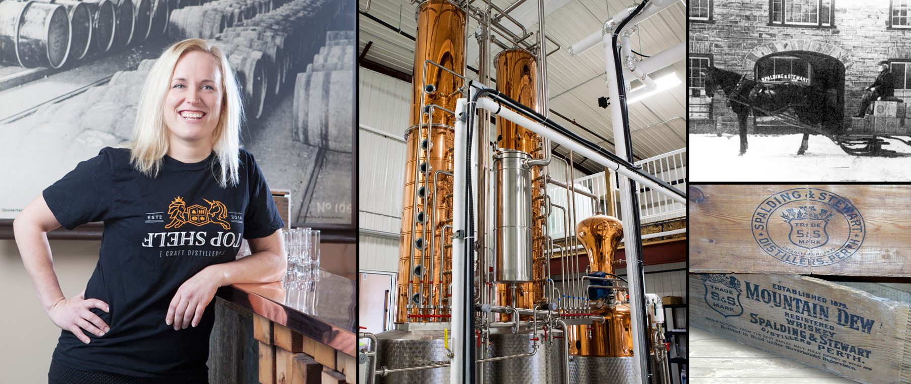 Perth, dry no more. For its 200th anniversary, distilling returns to historic town